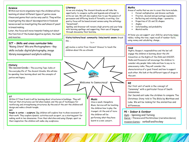 end of term writing activities ks2